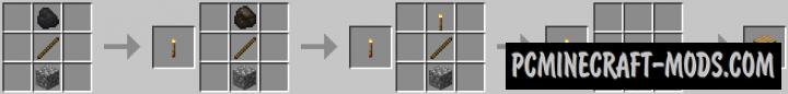 Hidden Levers - Survival Mech Mod For Minecraft 1.14.4