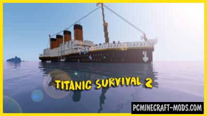 Titanic Survival 2 - Surv Map For Minecraft