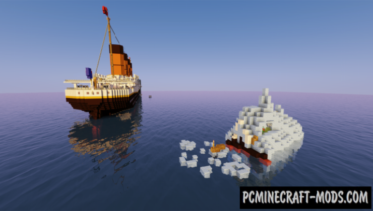 Titanic Survival 2 - Surv Map For Minecraft