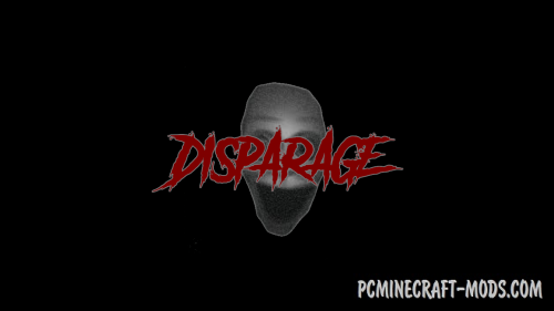Disparage - Horror Map For Minecraft