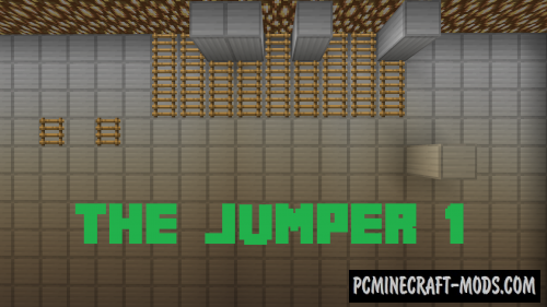 The Jumper 1 - Parkour Map For Minecraft
