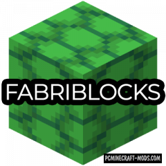 FabriBlocks - Decor Blocks Mod For Minecraft 1.16.5, 1.15.2