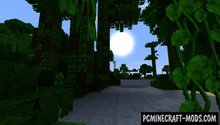 T42 - 64x64 Resource Pack For Minecraft 1.14.4