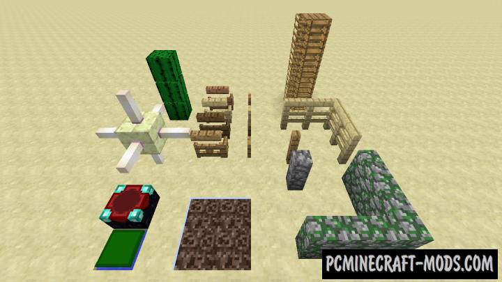 Better Parkour Models 16x Resource Pack For Minecraft