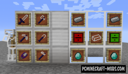 Unstable Tools - New Items Mod For Minecraft 1.14.4, 1.12.2