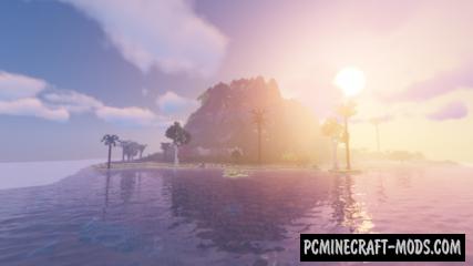 Realism Survival Island - Surv Map For Minecraft