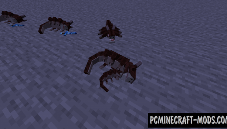 Wyrmroost - Dragons Creature Mod For MC 1.16.5, 1.16.4
