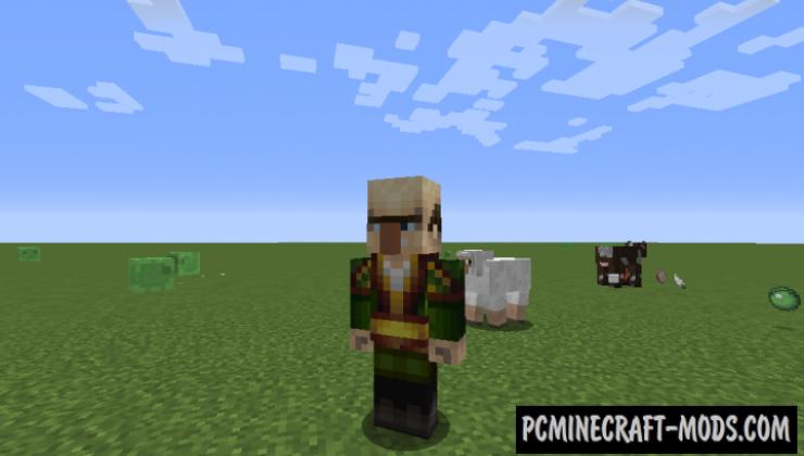TekTopia - Village Adventure Mod For Minecraft 1.12.2