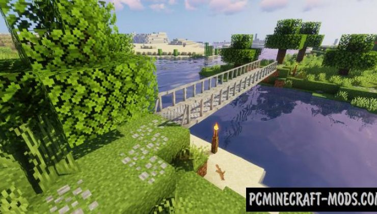 Macaw's Bridges - Construction Mod MC 1.16.5, 1.16.4, 1.12.2