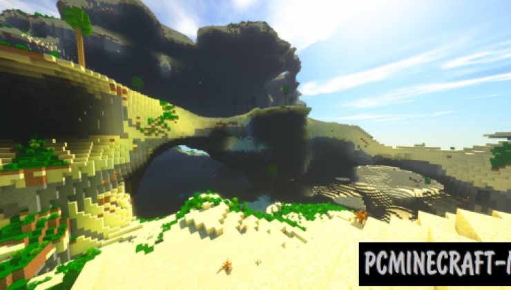 Far From Home Amplified - Biome Mod For Minecraft 1.12.2