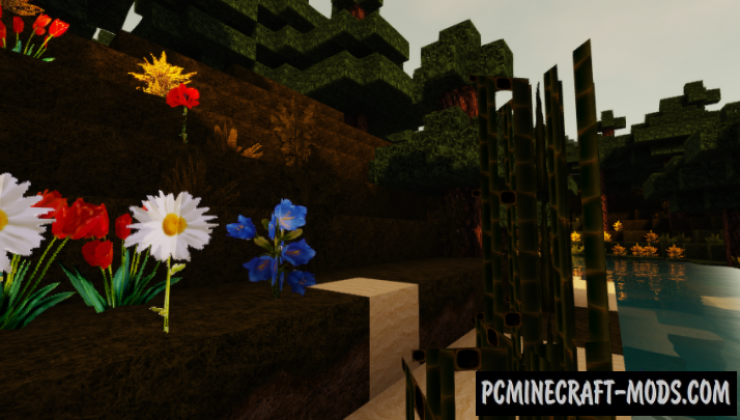 ZUP HD 128x128 Dark Resource Pack For Minecraft 1.14.4