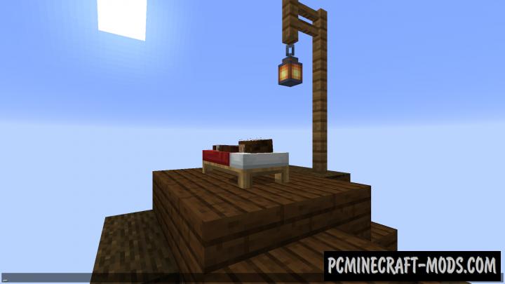 Permasomnia - Sleep Tweak Mod For MC 1.15.2, 1.14.4