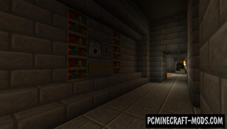 Dimensional Dungeons - Dimensions Mod MC 1.15.2, 1.14.4