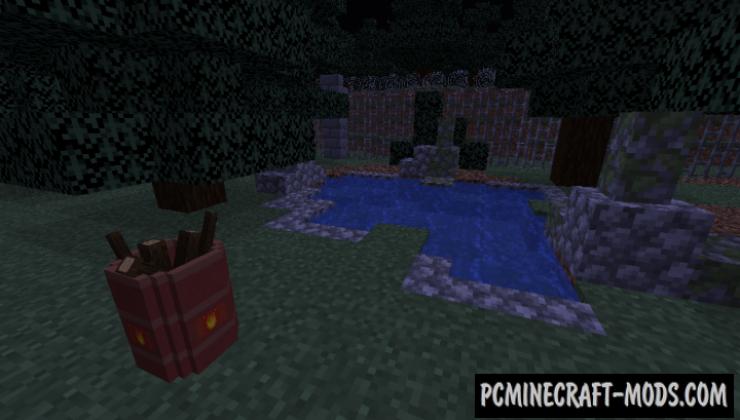 Blender - Horror Map For Minecraft