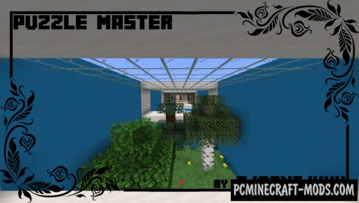 Puzzle Master - Puzzle Map For Minecraft