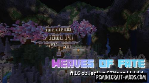 Weaves of Fate - Adventure Map For Minecraft