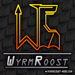 Wyrmroost - Dragons Creature Mod For MC 1.16.3, 1.15.2