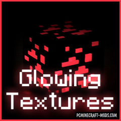 Glowing Textures 16x Resource Pack For Minecraft 1.14.4