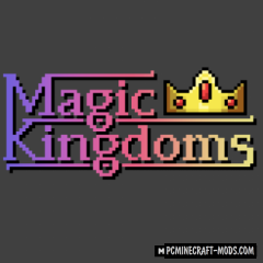 Magic Kingdoms - Magic Biome Mod For Minecraft 1.12.2