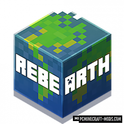 Rebearth 16x16 Resource Pack For Minecraft 1.14.4