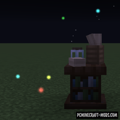 Firefly - Magic Creatures Mod For Minecraft 1.14.4