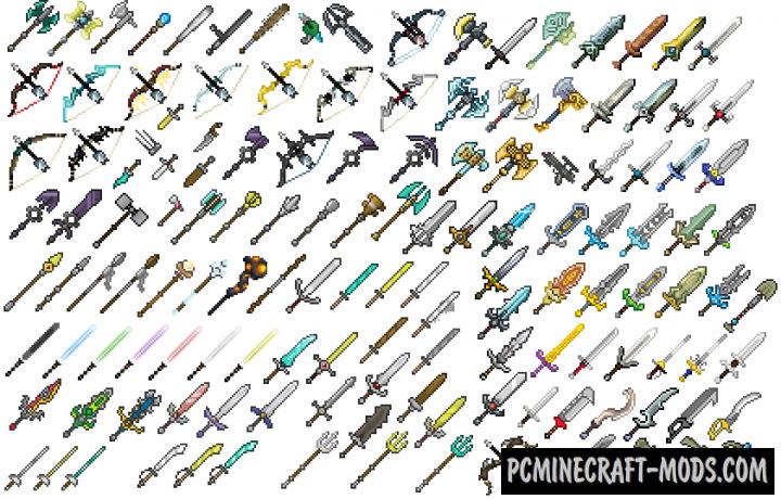 GearPlus Resource Pack For Minecraft 1.15.2, 1.13.2, 1.12.2