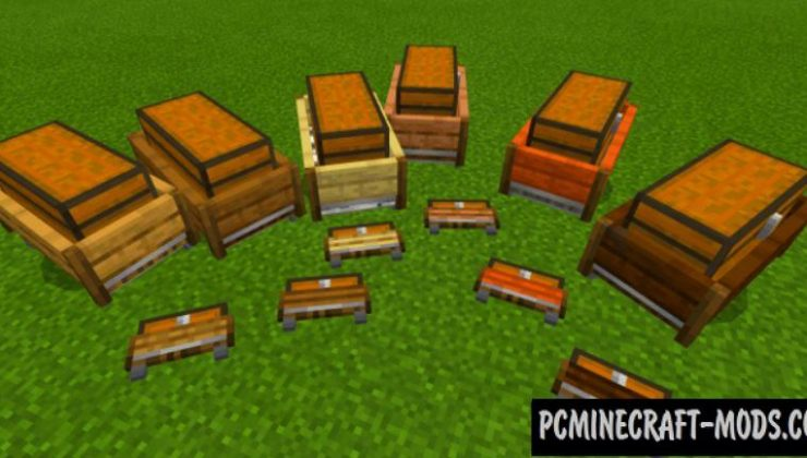 Cargo Craft - Vehicle Mod For MCPE 1.17, 1.16 iOS/Android