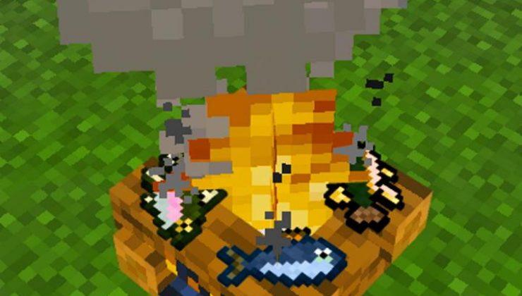 Fishy - Food Addon For Minecraft Bedrock 1.17, 1.16