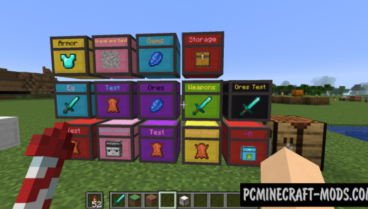 Quartz Chests - New Blocks Mod For Minecraft 1.16.4, 1.15.2, 1.14.4