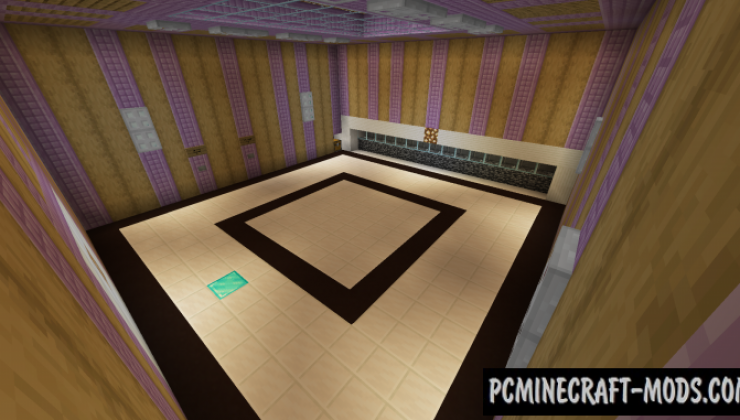 The Pillar - Puzzle, Parkour Map For Minecraft