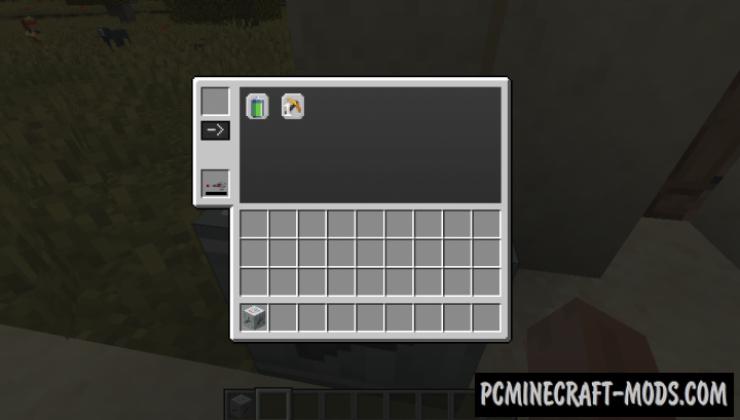 Mining Gadgets - Farm, Tech Mod For MC 1.16.4