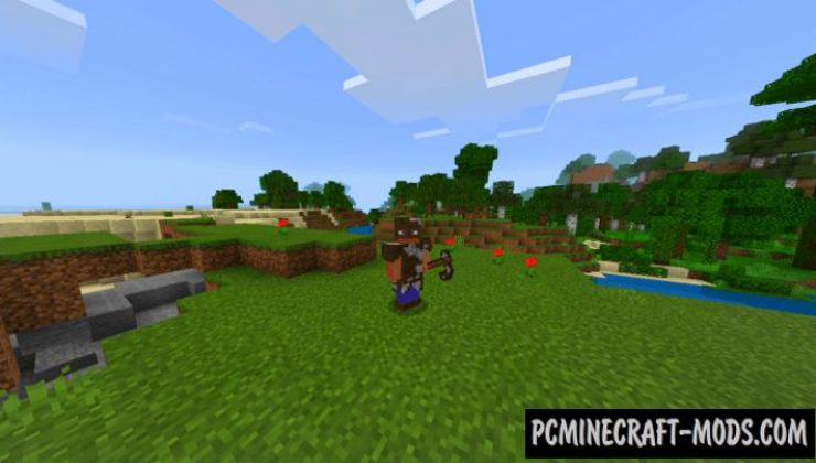 Cow Armor Addon For Minecraft Bedrock 1.17.0, 1.16.221