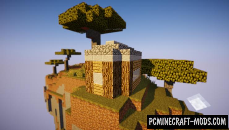 Double Slabs - Decor Tweaks Mod For Minecraft 1.17.1, 1.16.5