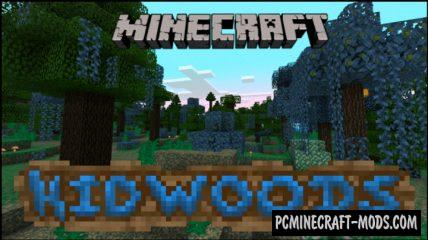 Hidwoods Mod For Minecraft PE 1.14.0, 1.13.1 iOS/Android