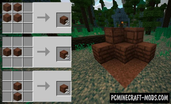 Hidwoods Mod For Minecraft PE 1.17, 1.16 iOS/Android