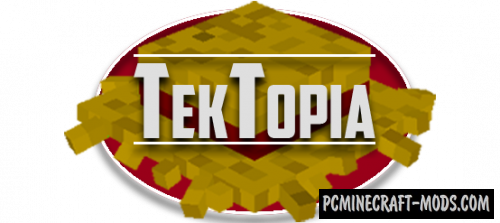 TekTopia - Village Adventure Mod For Minecraft 1.12.2
