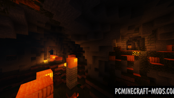 Haunted Hide and Seek - MiniGame Map For Minecraft