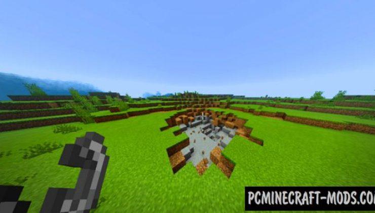 Mega Creeper Addon For Minecraft PE 1.17.0, 1.16.221