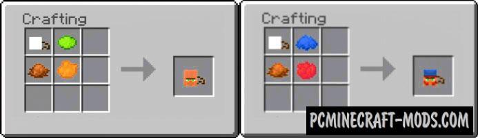 Mob Masks - Armor Addon For Minecraft Bedrock 1.16, 1.14