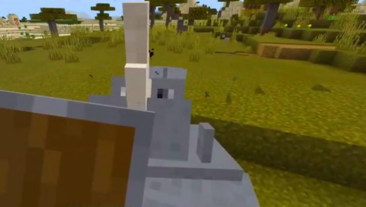 Rhinos Addon For Minecraft PE 1.17.0, 1.16.221