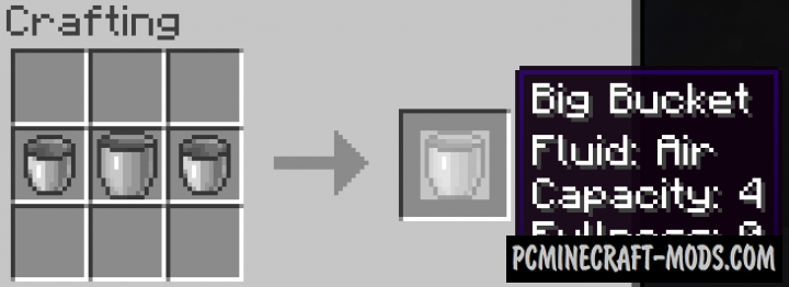 BigBuckets - New Items Mod For Minecraft 1.16.2, 1.15.2