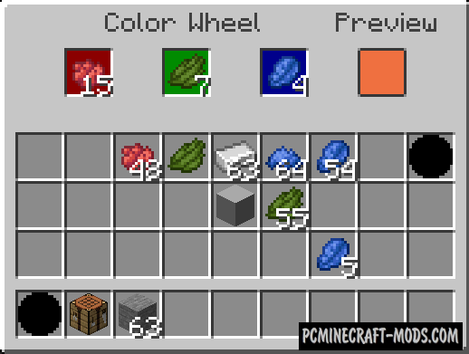 Simple Colored - New Blocks Mod For Minecraft 1.16.1, 1.15.2