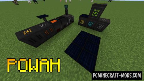 Powah - Technology Mod For Minecraft 1.15.2, 1.14.4