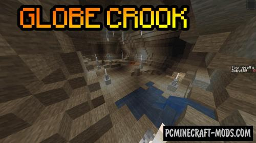 Glove Crook - Adv, Parkour, PvE Map For Minecraft
