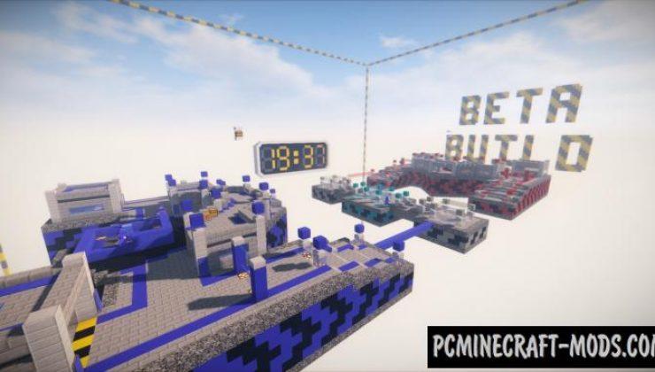 CorewarMC - PvP Bedwars Map For Minecraft