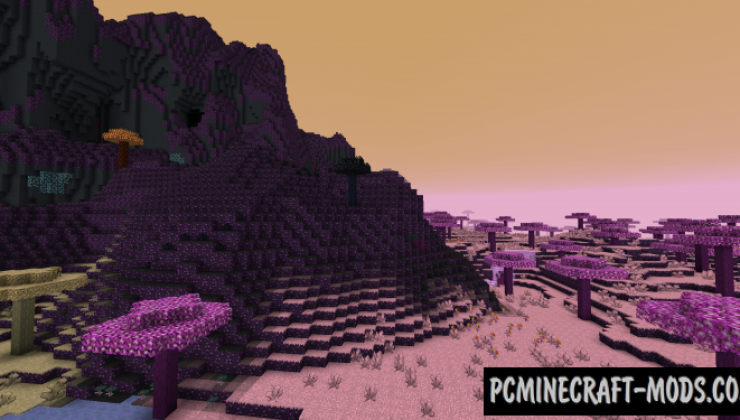 Gaia - Dimension Mod For Minecraft 1.15.2, 1.14.4