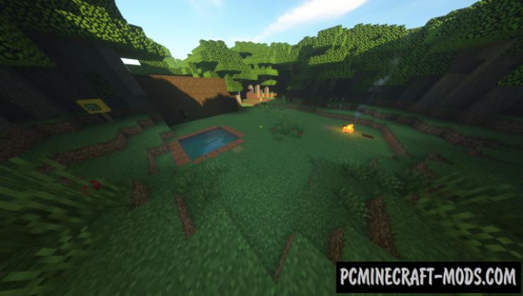 Dead Woken Up: Episode 2 - Adv, Surv Map For Minecraft
