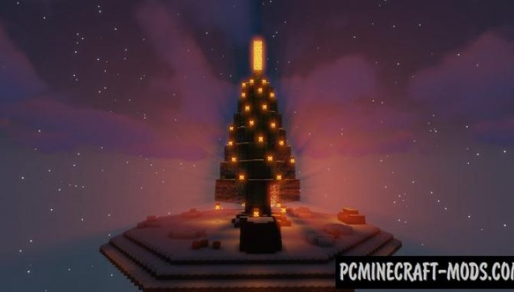 Christmas Islands - Survival Map For Minecraft