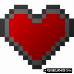 LevelHearts - Surv Tweaks Mod For Minecraft 1.16.1, 1.15.2, 1.14.4