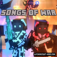 Songs of War - Swords Mod For Minecraft 1.12.2